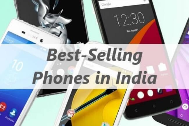 Best Selling Smart Phones in 2019 in India