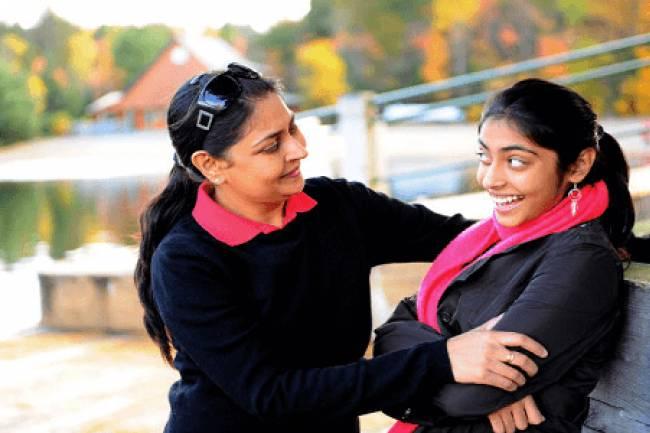 किशोर बच्चे से बात करने के ६ असरदार तरीके
