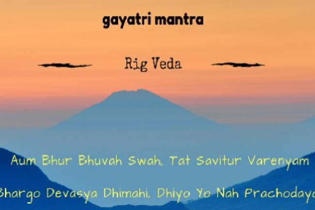 6 Amazing Benefits of Gayatri Mantra Chanting