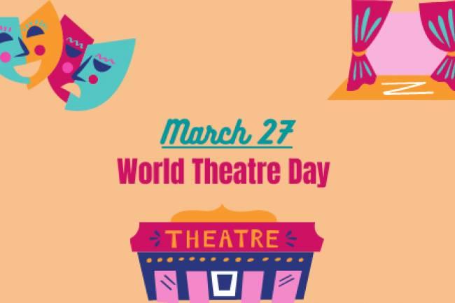विश्व रंगमंच दिवस