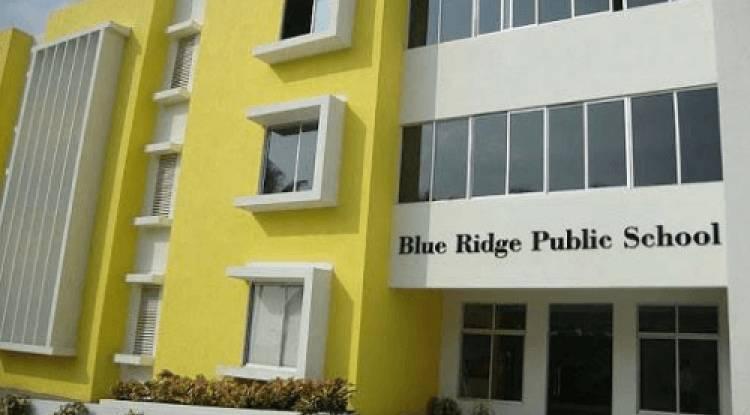 ब्लू रिज पब्लिक स्कूल, हिंजेवाड़ी